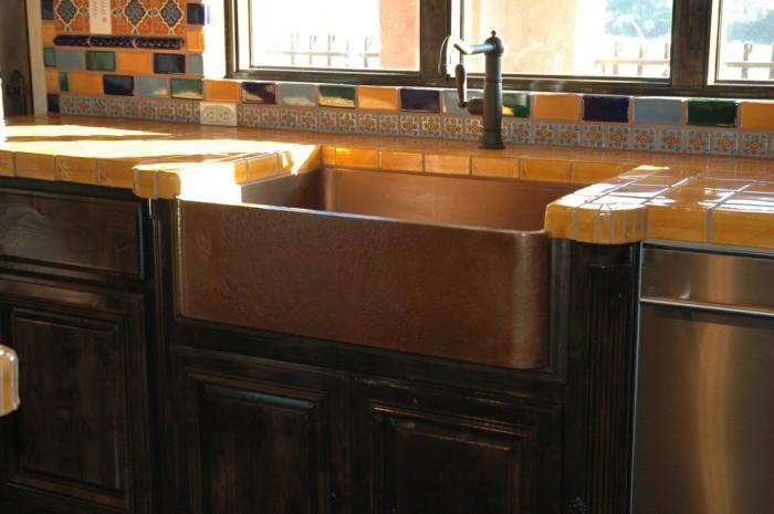 Old Metal Utility Sink