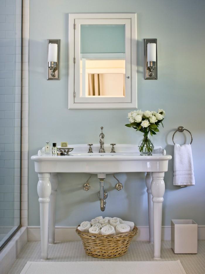 Porcher Petite Sonnet Console Sink