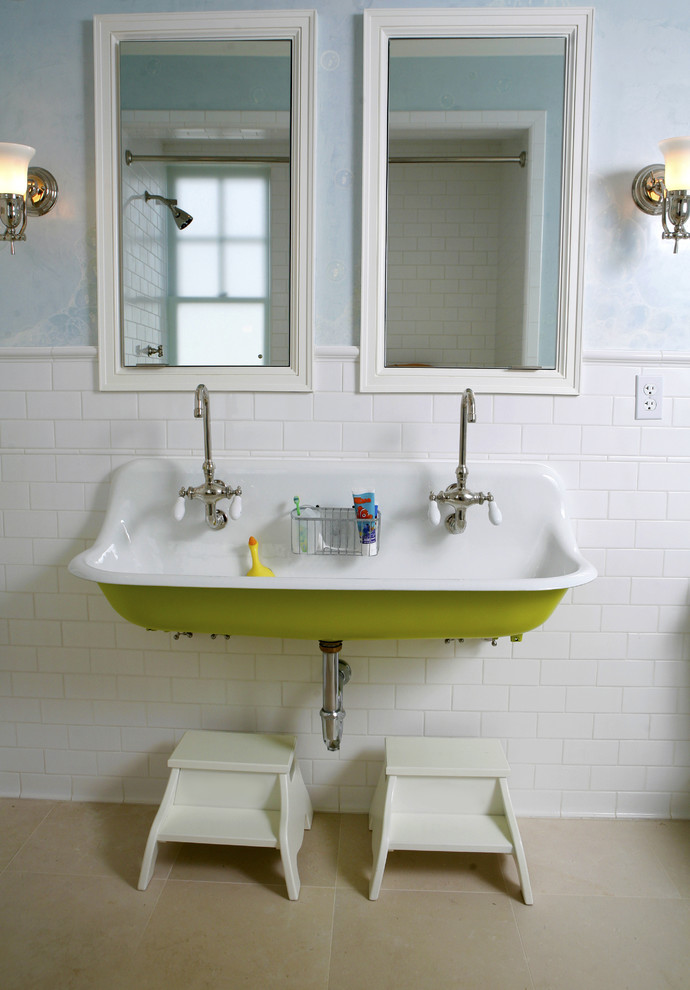 Refinish Old Porcelain Sink