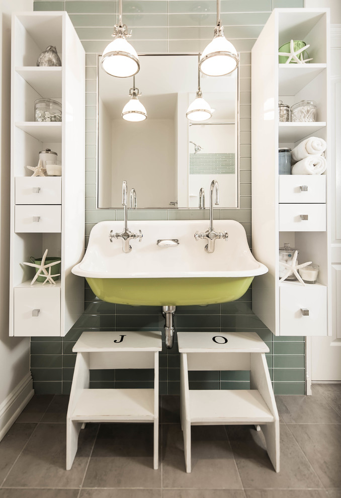 Refinish Porcelain Bathroom Sink