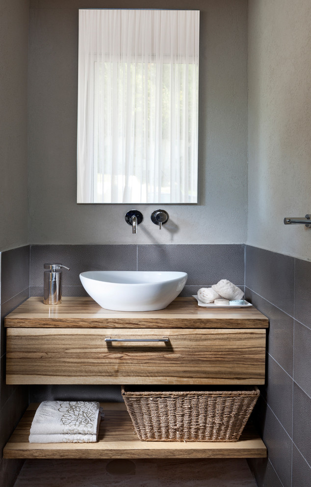 Vanities for Vessel Sinks