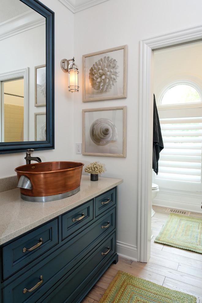 Vessel Sink Cabinet Combo