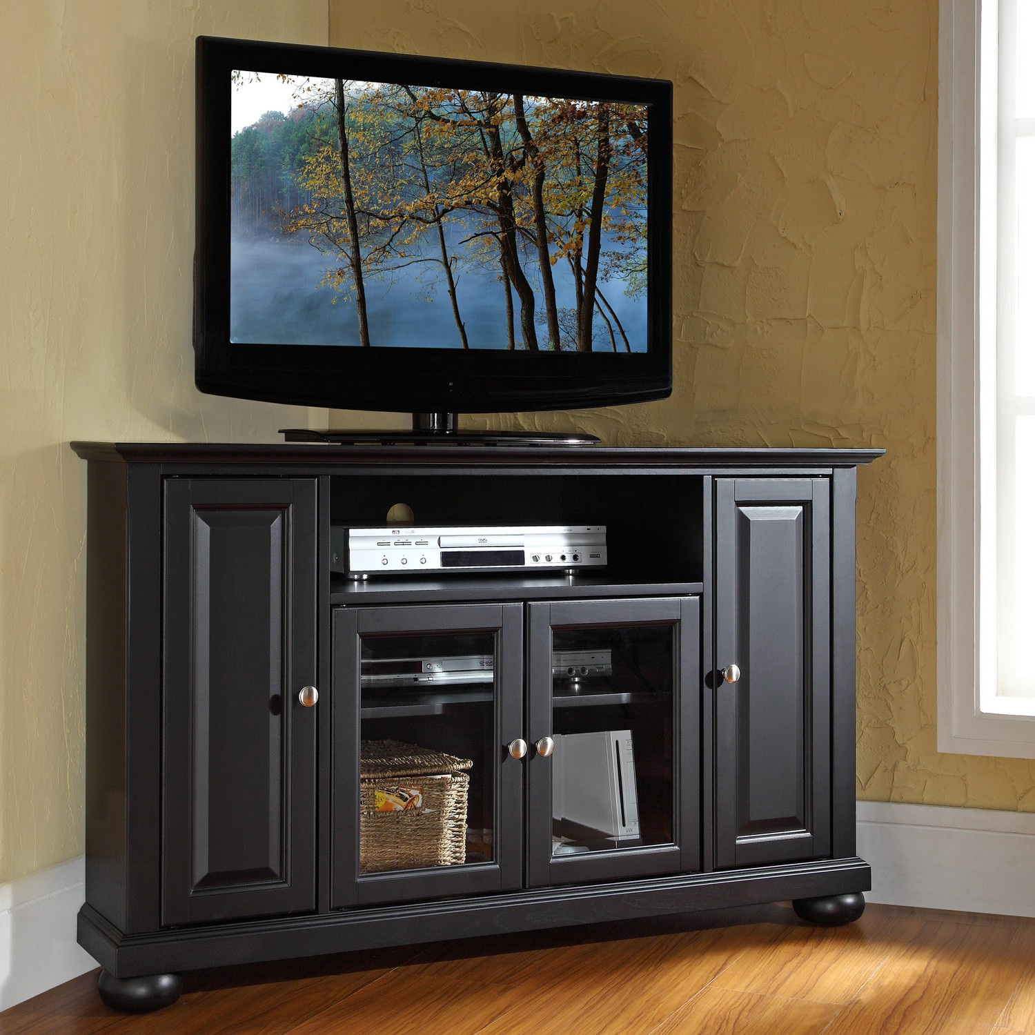 Corner Exhibition Stands Canada : Corner tv stand canada download page home design ideas