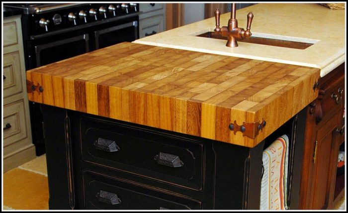 butcher block countertops 2016