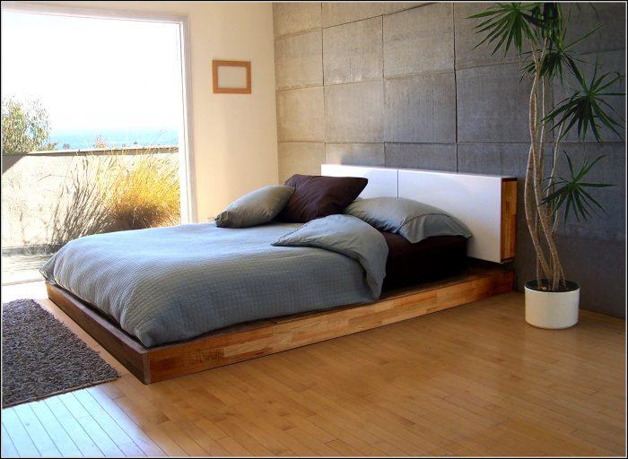 platform bed frame 2016