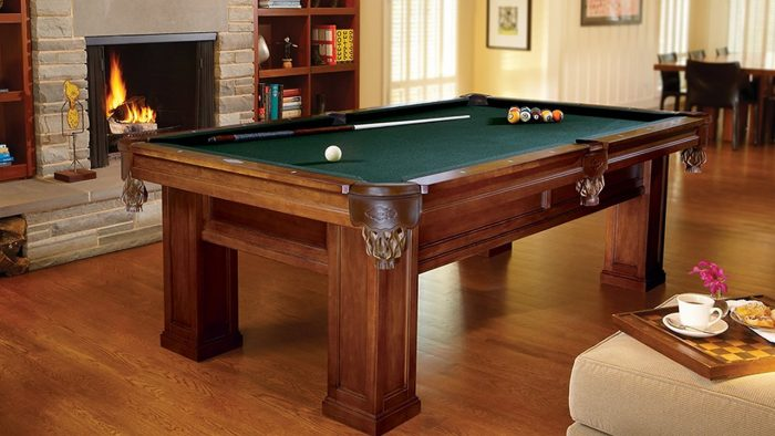 Best Brunswick Pool Tables Placement Ideas
