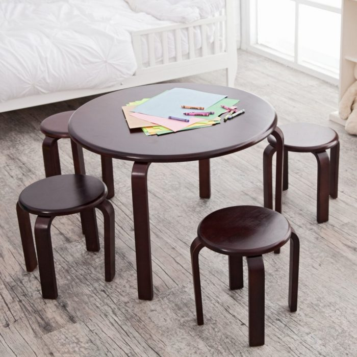 Best Children's Table and Chairs Options