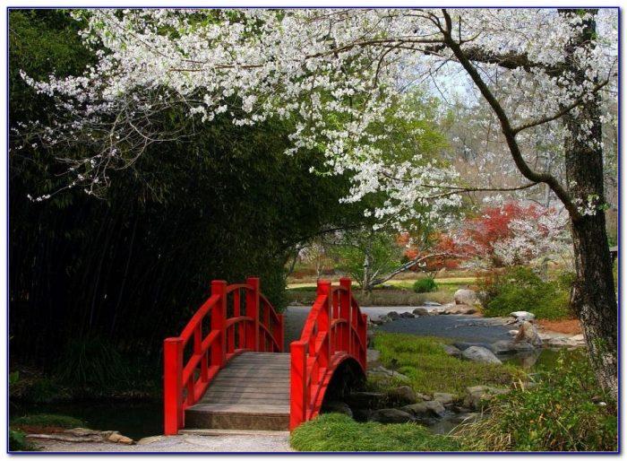 Botanical Gardens Birmingham Alabama