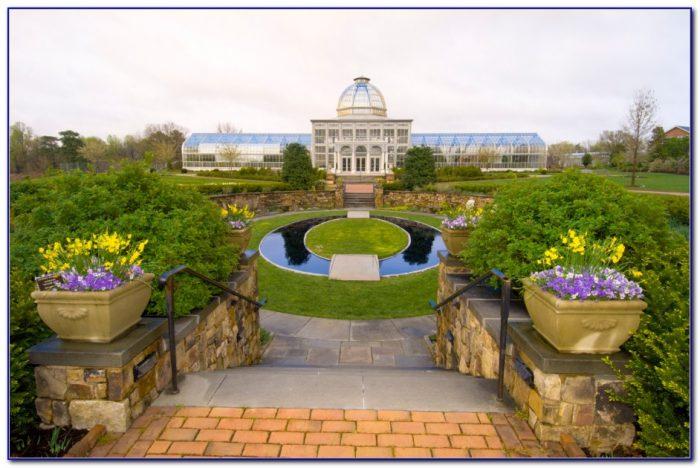 Botanical gardens richmond va wedding garden home for Garden design richmond va