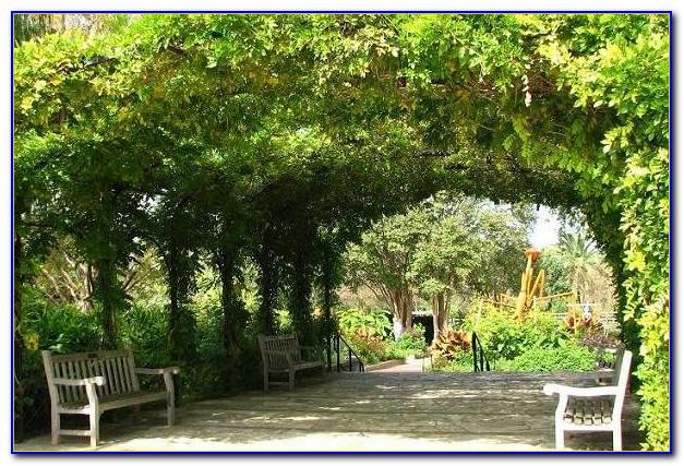 Botanical Gardens San Antonio Restaurant