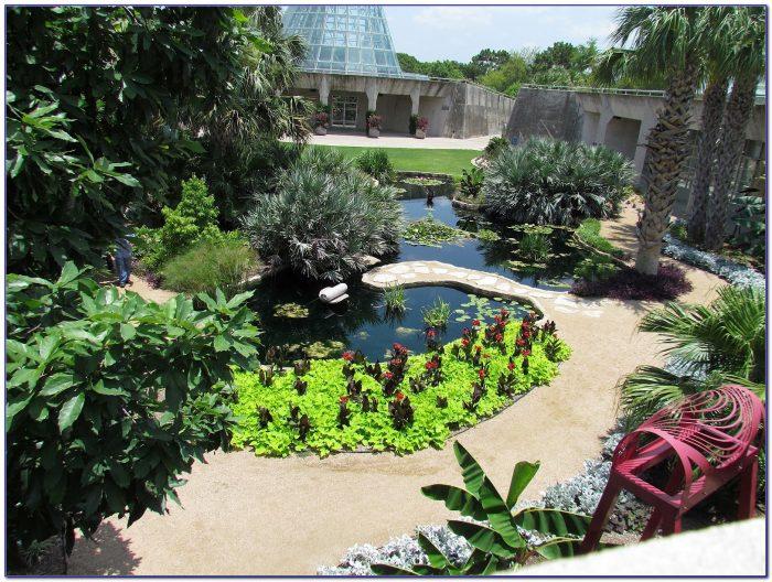 Botanical Gardens San Antonio Wedding