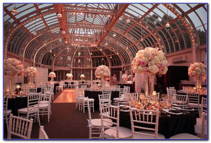 Brooklyn Botanical Garden Wedding Ceremony