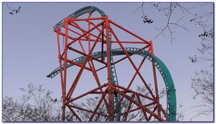 Busch Gardens New Ride Williamsburg