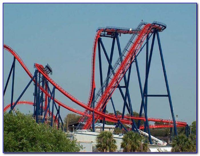 Busch Gardens Roller Coasters Videos