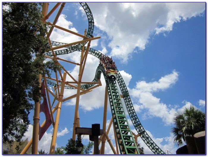 Busch Gardens Tampa Rides For Toddlers
