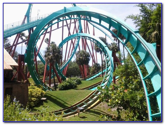 Busch Gardens Tampa Rides Height Requirements