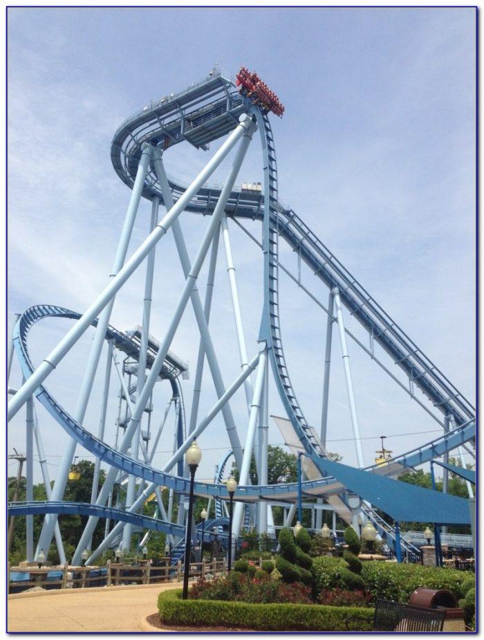 Busch Gardens Williamsburg Rides Height Requirement