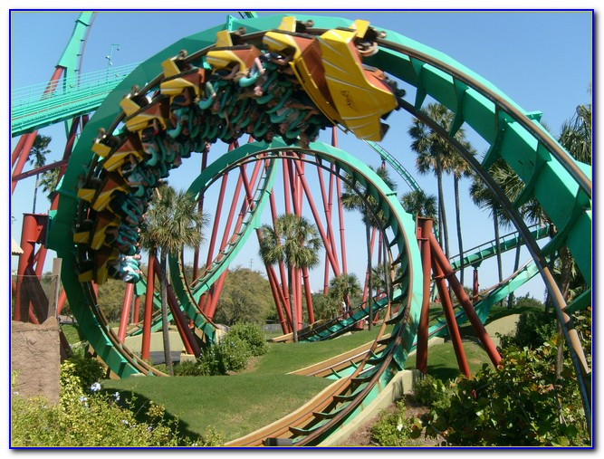 Busch Gardens Williamsburg Va Tickets