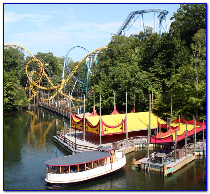 Busch Gardens Williamsburg Vacation Packages