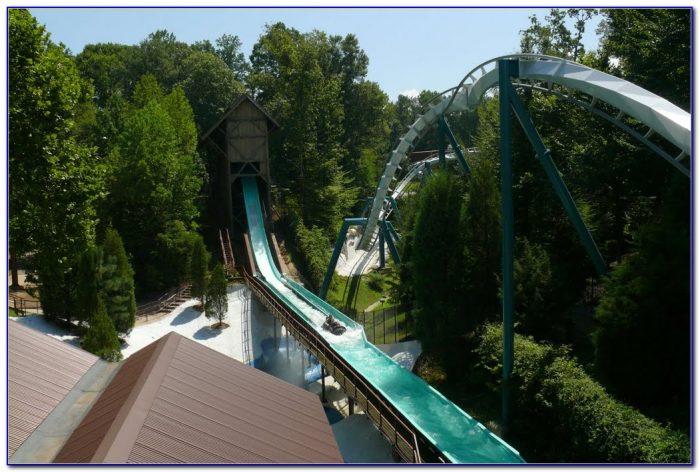 Busch Gardens Williamsburg Virginia Rides