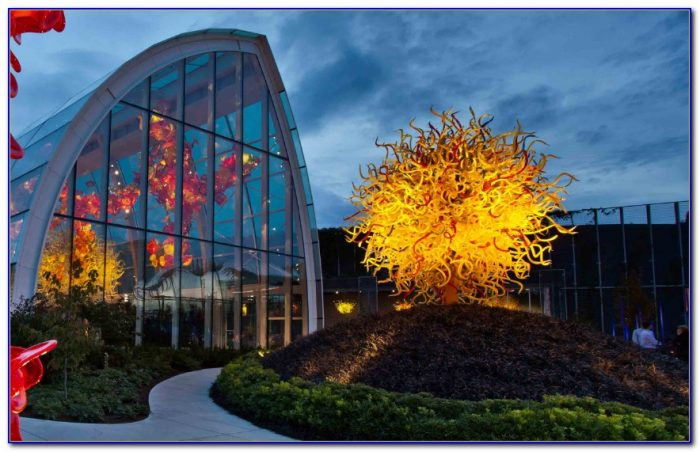 Chihuly Garden And Glass Hours Tacoma Garden Home