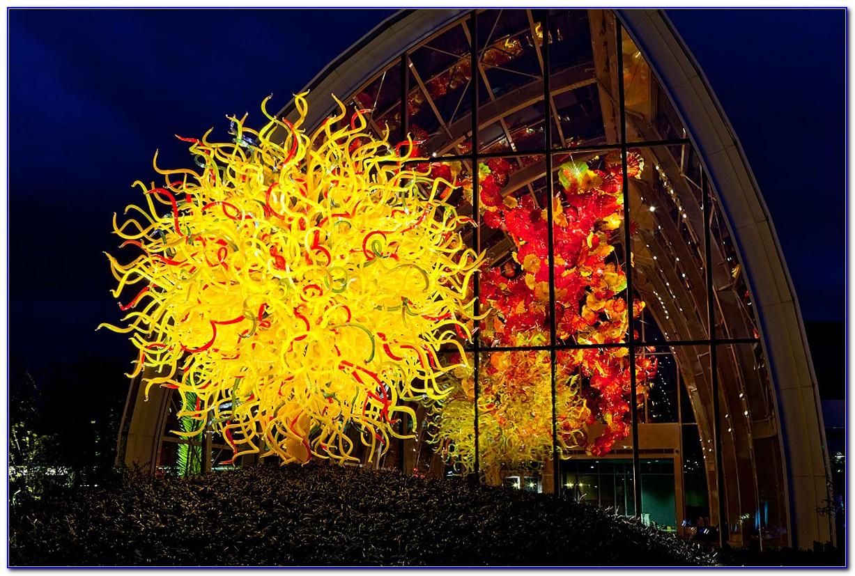 Chihuly garden and glass yelp garden home design ideas - Chihuly garden and glass groupon ...