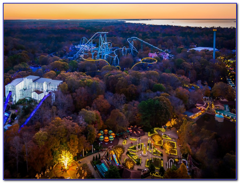 Christmas Town Busch Gardens Williamsburg Hours Download