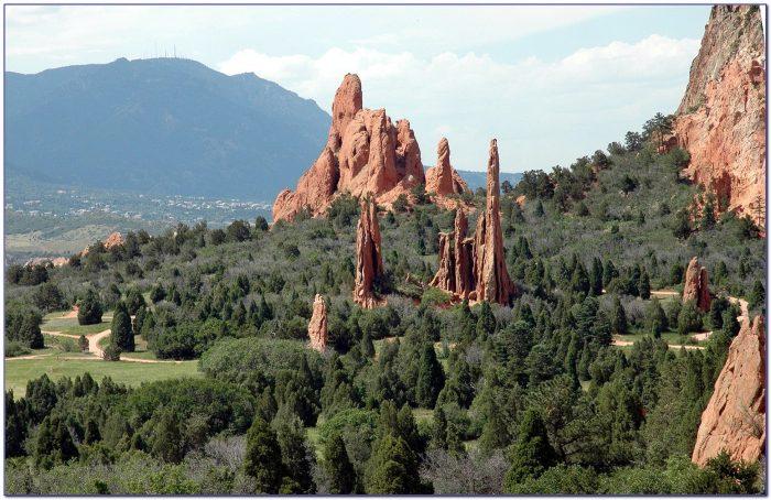Garden Of The Gods Colorado Weather