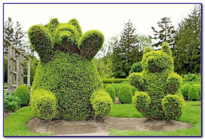 Green animals topiary garden in portsmouth garden home for Topiary garden designs