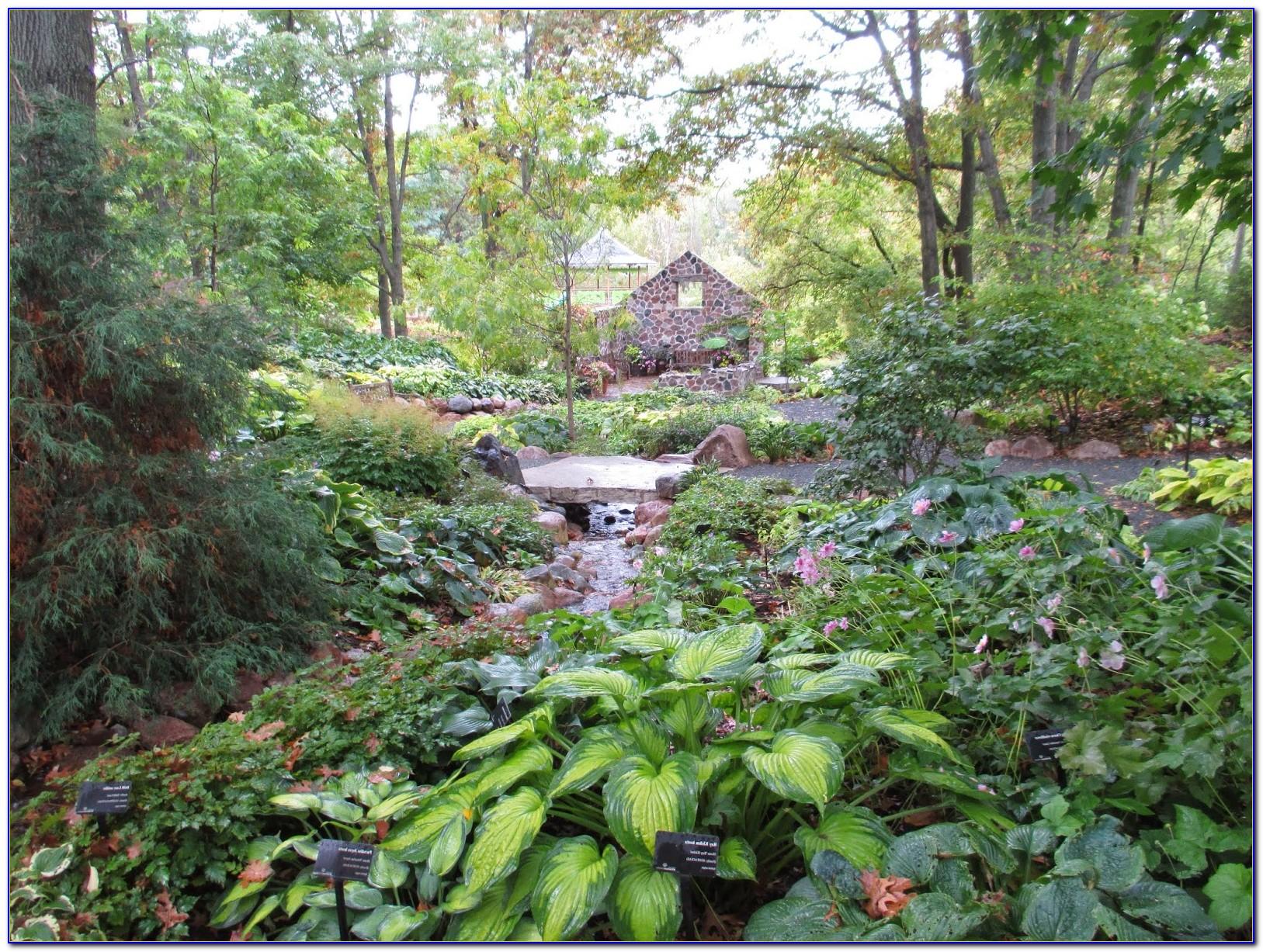 Green Bay Botanical Gardens Volunteer