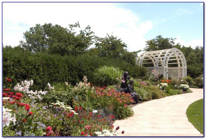 Green Bay Botanical Gardens Weddings