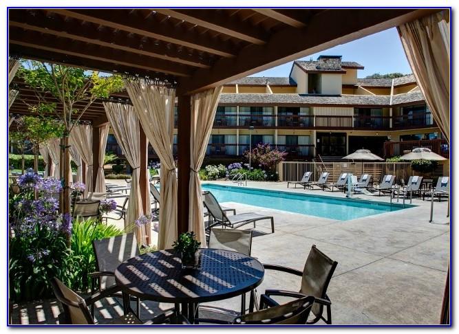 Hilton Garden Inn Monterey Breakfast