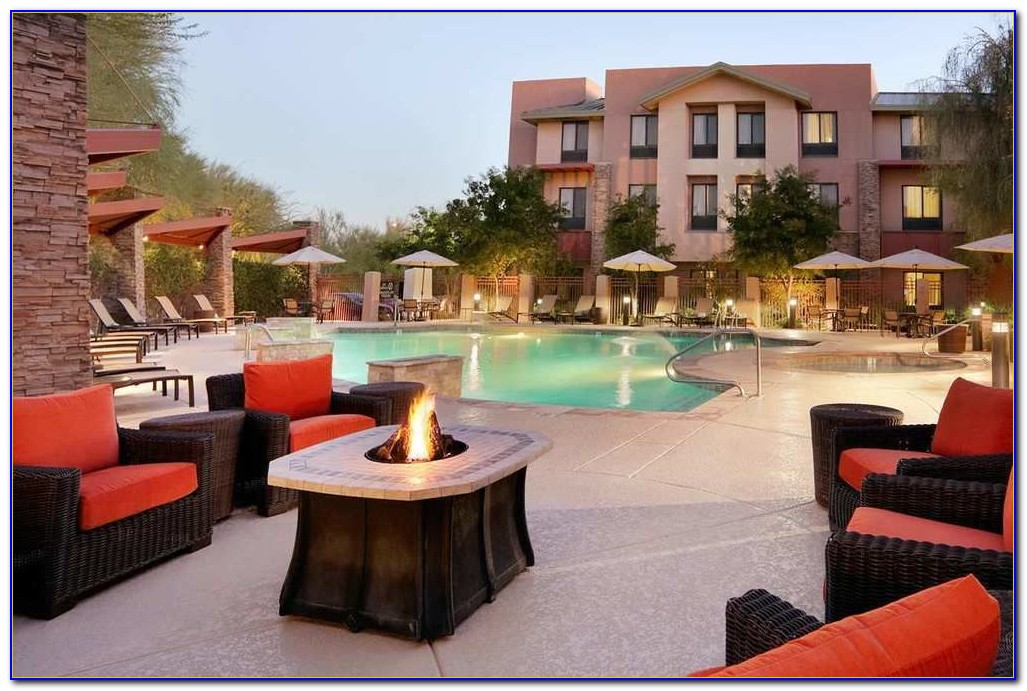 Restaurants Near The Princess Hotel In Scottsdale