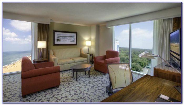 Hilton Garden Inn Virginia Beach Oceanfront Atlantic Avenue Virginia Beach Va