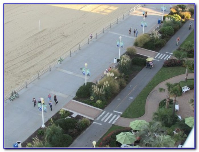 Hilton Garden Inn Virginia Beach Oceanfront Breakfast