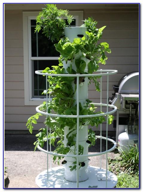 Juice Plus Tower Garden Lights Garden Home Design