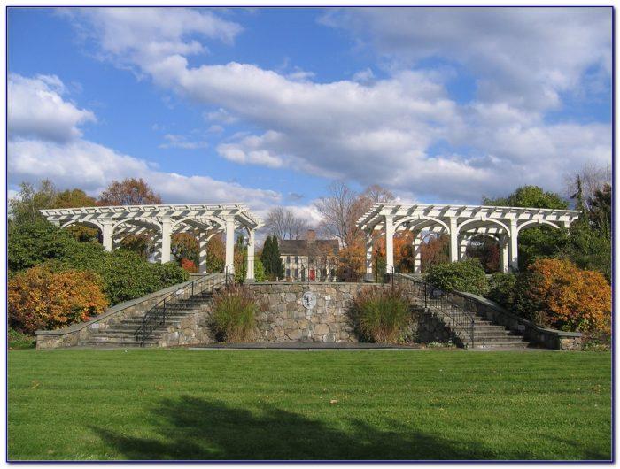Tower Hill Botanical Garden Christmas
