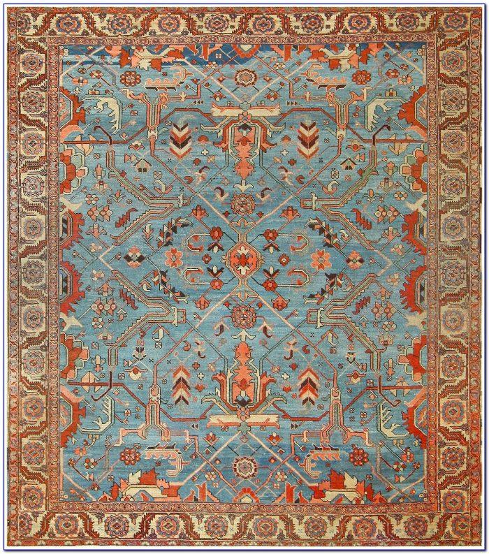 Antique Persian Rugs Canada