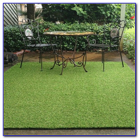 Artificial Grass Rug For Dogs