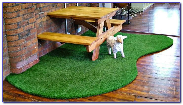 Artificial Grass Rug Uk