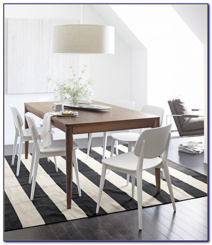 Black And White Striped Rug 3x5