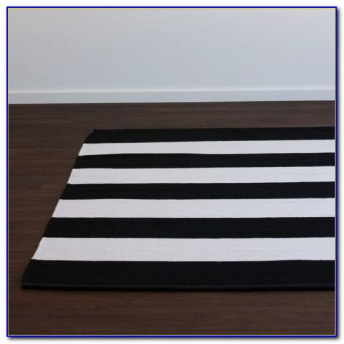 Black And White Striped Rug Amazon Rugs Home Design