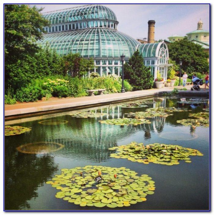 Brooklyn Botanical Garden Hours