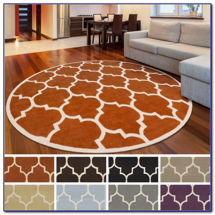 Burnt Orange Rug Nz