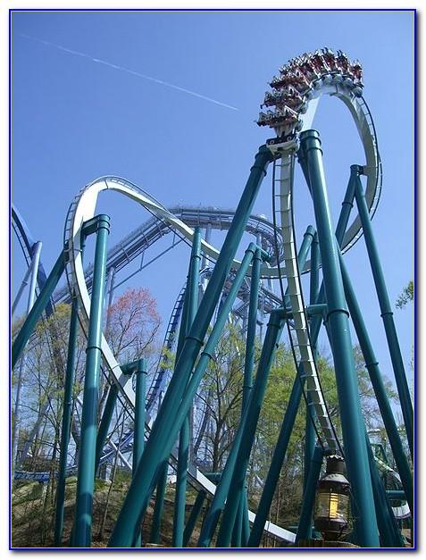 Busch Gardens New Roller Coaster Staminator