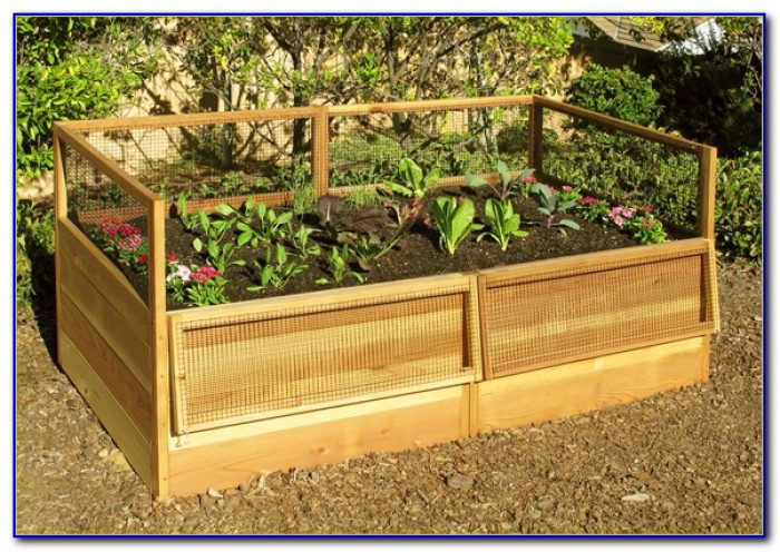 Cedar Raised Garden Beds By Olt