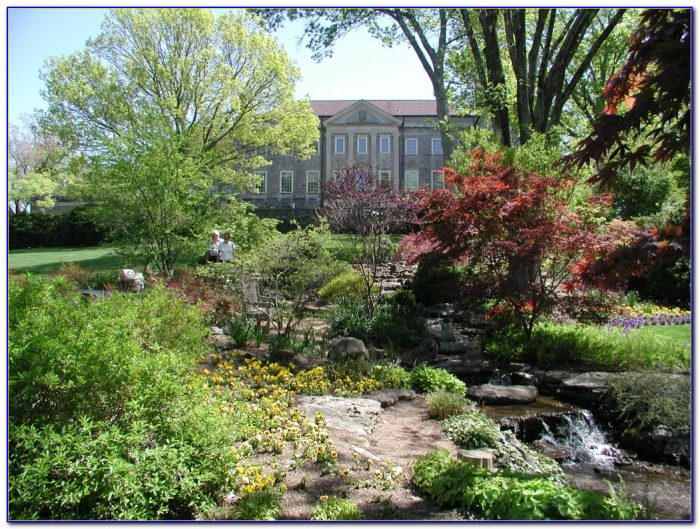 Cheekwood botanical garden and museum of art nashville tn for Garden design nashville tn