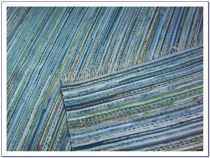Cotton Rag Rugs 2x3