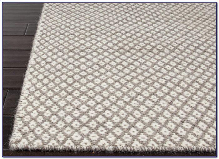 Flat Weave Rug 8x10