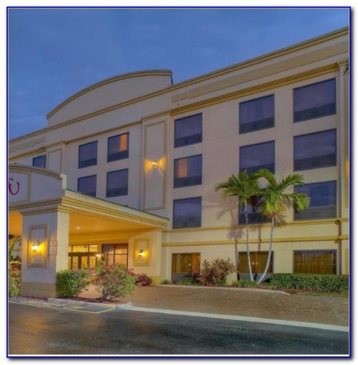 Hampton Inn Palm Beach Gardens Palm Beach Gardens Fl 33410